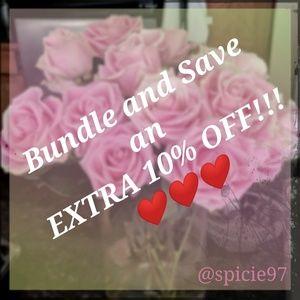Bundle 2+ and SAVE more!!!